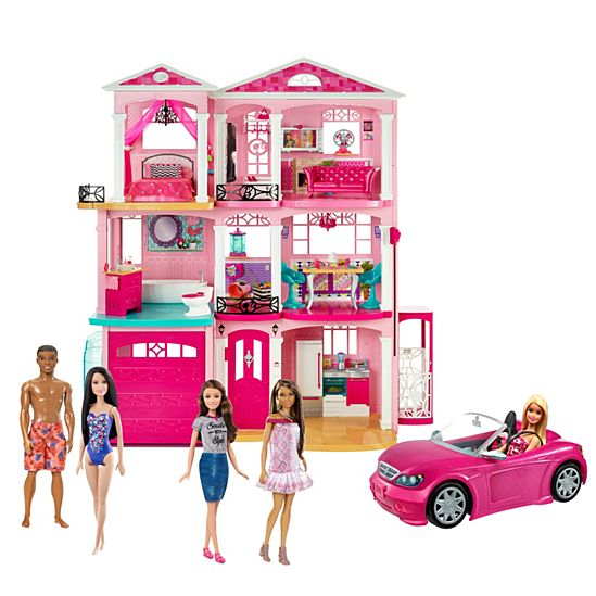 Walmart Barbie Dream House – House Plan 2017