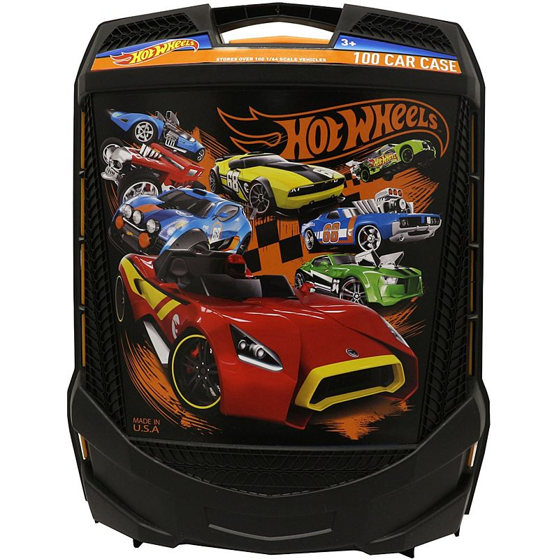 Hot Wheels Storage Carrying Storage And Display Cases Hot Wheels