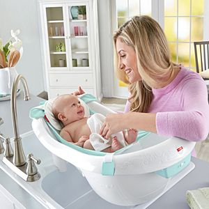 fisher price calming vibrations tub manual