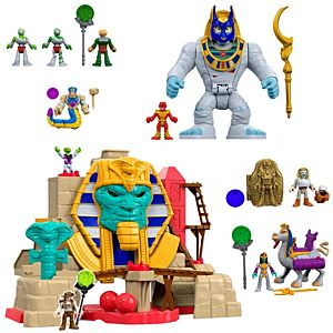 imaginext pyramid