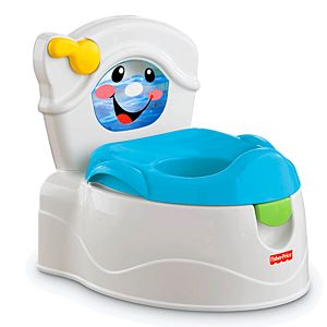 fisher price learn to flush potty instructions
