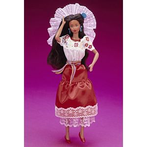 <em>Mexican</em> Barbie® Doll 1st Edition