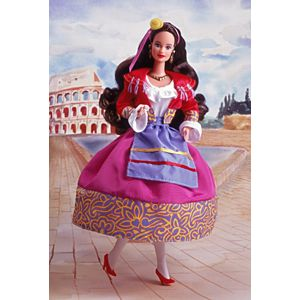 <em>Italian</em> Barbie® Doll 2nd Edition