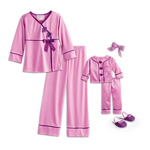 Rebecca's Satin Pajamas for Dolls & Girls