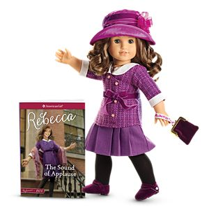 Rebecca™ Doll, Book & Accessories