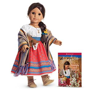 Josefina™ Doll, Book & Accessories