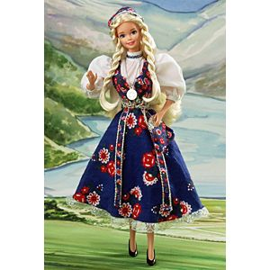 <em>Icelandic</em> Barbie® Doll