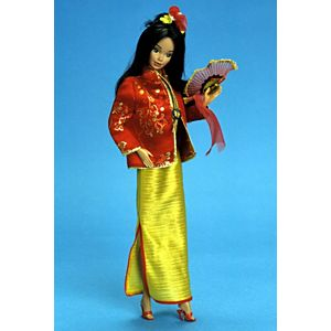 <em>Oriental</em> Barbie® Doll