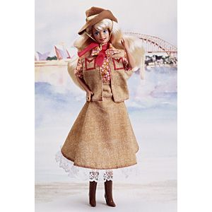 <em>Australian</em> Barbie® Doll