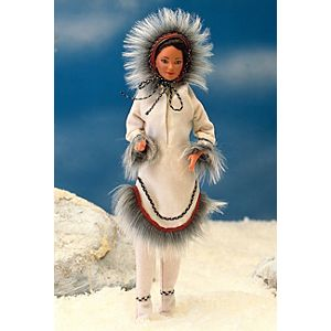 <em>Eskimo</em> Barbie® Doll 1st Edition
