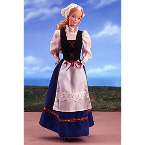 <em>Swedish</em> Barbie® Doll