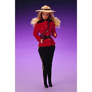 <em>Canadian</em> Barbie® Doll