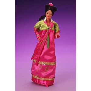 <em>Korean</em> Barbie® Doll