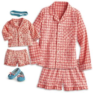 Tenney Grant's Pajamas for Girls & 18-inch Dolls