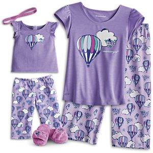 Dream Pajamas for Girls & 18-inch Dolls