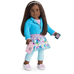 Truly Me™ Doll #80 + Truly Me Accessories