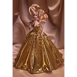Gold Sensation® Barbie® Doll