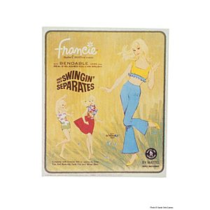 Sears Exclusive—Francie® and Her Swingin' Separates #1042