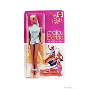 Malibu Barbie® Doll #1067