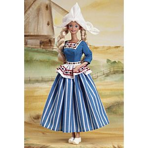 <em>Dutch</em> Barbie® Doll