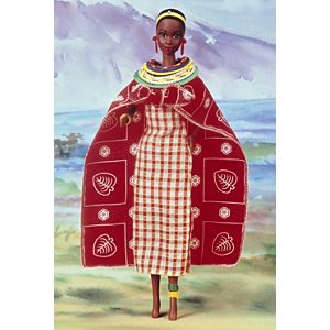 <em>Kenyan</em> Barbie® Doll