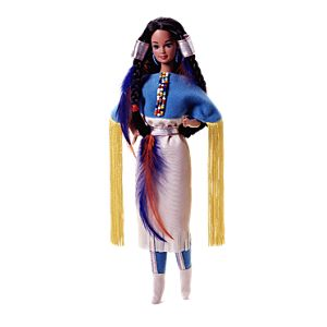 <em>Native American</em> Barbie® Doll 2nd Edition