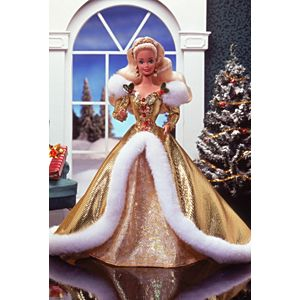 1994 Happy Holidays® Barbie® Doll