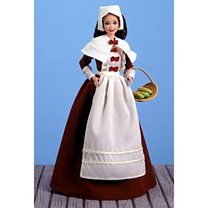 Pilgrim Barbie® Doll
