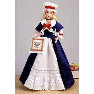 Colonial Barbie® Doll