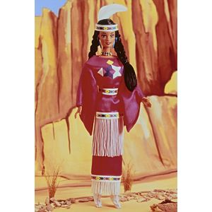 <em>Native American</em> Barbie® Doll 3rd Edition