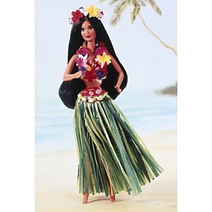 <em>Polynesian</em> Barbie® Doll