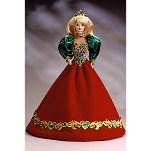 Holiday Jewel™ Barbie® Doll