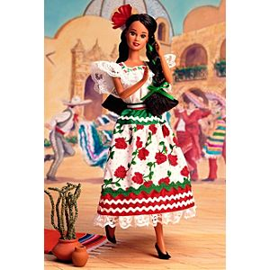 <em>Mexican</em> Barbie® Doll 2nd Edition