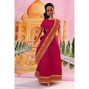 <em>India</em> Barbie® Doll 2nd Edition