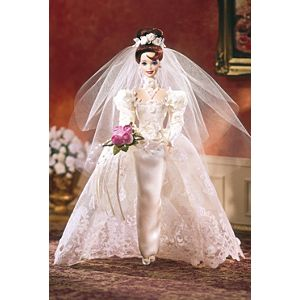 Romantic Rose Bride™ Barbie® Doll