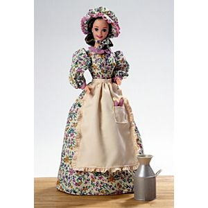 Pioneer Shopkeeper Barbie® Doll