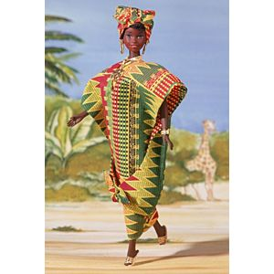 <em>Ghanaian</em> Barbie® Doll