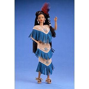 <em>Native American</em> Barbie® Doll