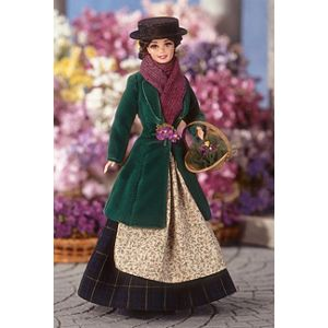 Barbie® Doll as Eliza Doolittle from My Fair Lady™ as the Flower Girl