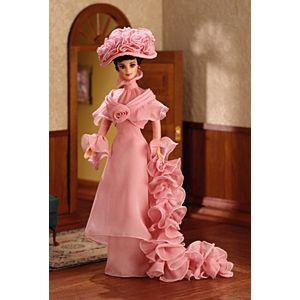 Barbie® Doll as Eliza Doolittle from My Fair Lady™ in Her Closing Scene