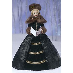 Holiday Caroler™ Barbie® Doll