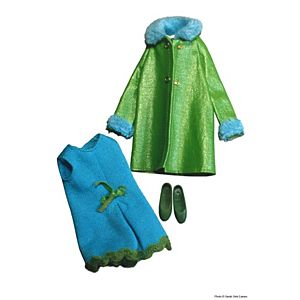 Sears Exclusive—Bright 'n Breezy Set Skipper® Doll Gift Set #1590
