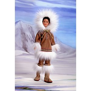 <em>Arctic</em> Barbie® Doll
