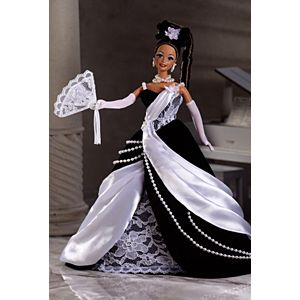 Midnight Waltz™ Barbie® Doll (Brunette)