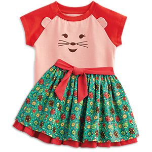 Happy Hedgehog Outfit for Girls