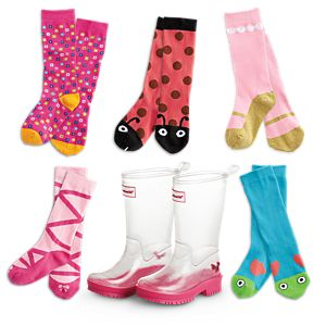 WellieWishers™ Wellies & Socks Set for Girls