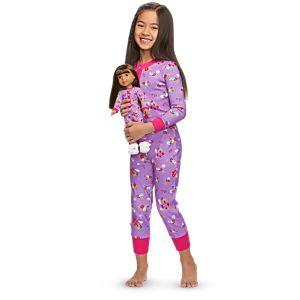 Hop To It PJs for WellieWishers Dolls & Little Girls