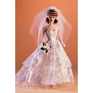 Wedding ® Barbie® Doll (Redhead)
