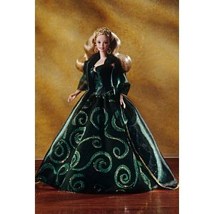 Emerald Enchantment™ Barbie® Doll