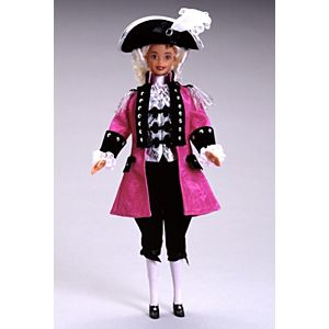 George Washington Barbie® Doll